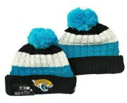 Wholesale Cheap Jacksonville Jaguars Beanies Hat YD 2