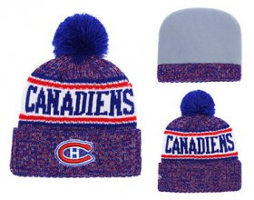 Wholesale Cheap NHL MONTREAL CANADIENS Beanies 2