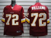 Wholesale Cheap Redskins #72 Doug Williams Stitched Red NFL Jersey