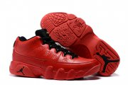 Wholesale Cheap Air Jordan 9 China Red Hot red/black