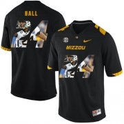 Wholesale Cheap Missouri Tigers 24 Terez Hall Black Nike Fashion College Football Jersey