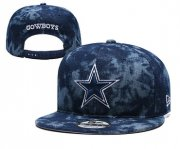 Wholesale Cheap Cowboys Team Logo Smoke Gray Adjustable Hat YD