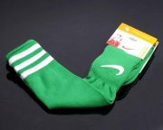Wholesale Cheap Nike Soccer Football Sock Green