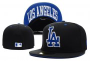 Wholesale Cheap Los Angeles Dodgers fitted hats 11