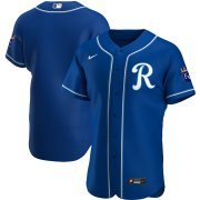 Wholesale Cheap Kansas City Royals Men's Nike Royal Alternate 2020 Authentic Team MLB Jersey