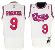 Wholesale Cheap San Antonio Spurs #9 Tony Parker ABA Hardwood Classic Swingman Jersey