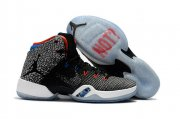 Wholesale Cheap Air Jordan 30.5 Why Not Grey Cement/Black-White-Red-Blue