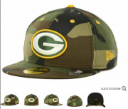 Wholesale Cheap Green Bay Packers fitted hats 11