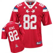 Wholesale Cheap Chiefs #82 Dwayne Bowe 2011 Red Pro Bowl Stitched NFL Jersey
