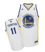 Wholesale Cheap Golden State Warriors #11 Klay Thompson White Swingman Jersey