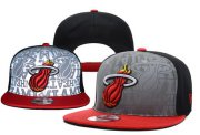Wholesale Cheap Miami Heat Snapbacks YD010
