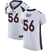 Wholesale Cheap Nike Broncos #56 Shane Ray White Men's Stitched NFL Vapor Untouchable Elite Jersey