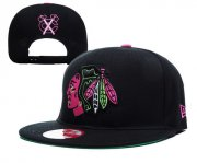 Wholesale Cheap Chicago Blackhawks Snapbacks YD025