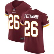 Wholesale Cheap Nike Redskins #26 Adrian Peterson Burgundy Red Team Color Men's Stitched NFL Vapor Untouchable Elite Jersey