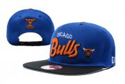Wholesale Cheap NBA Chicago Bulls Snapback Ajustable Cap Hat YD 03-13_13