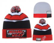 Wholesale Cheap Miami Heat Beanies YD006