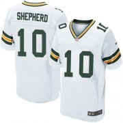 Wholesale Cheap Nike Packers #10 Darrius Shepherd White Men's Stitched NFL New Elite Jersey