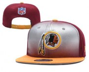 Wholesale Cheap Washington Redskins Snapback Ajustable Cap Hat 1