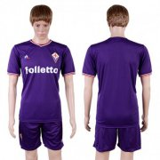 Wholesale Cheap Florence Blank Home Soccer Club Jersey