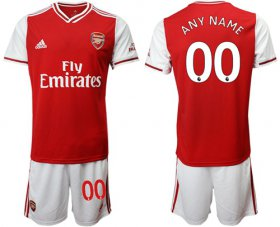 Wholesale Cheap Arsenal Personalized Home Soccer Club Jersey
