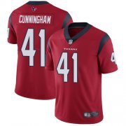 Wholesale Cheap Nike Texans #41 Zach Cunningham Red Alternate Youth Stitched NFL Vapor Untouchable Limited Jersey