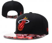 Wholesale Cheap Miami Heat Snapbacks YD041