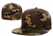 Wholesale Cheap Chicago White Sox fitted hats 05