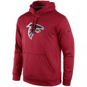 Wholesale Cheap Atlanta Falcons Nike KO Logo Essential Hoodie Red