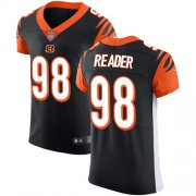 Wholesale Cheap Nike Bengals #98 D.J. Reader Black Team Color Men's Stitched NFL Vapor Untouchable Elite Jersey