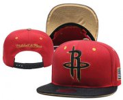 Wholesale Cheap Houston Rockets Snapback Ajustable Cap Hat YD 7