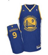 Wholesale Cheap Golden State Warriors #9 Andre Iguodala Blue Swingman Jersey