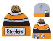 Wholesale Cheap Pittsburgh Steelers Beanies YD009