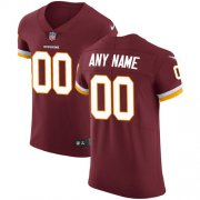 Wholesale Cheap Nike Washington Redskins Customized Burgundy Red Team Color Stitched Vapor Untouchable Elite Men's NFL Jersey