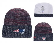 Wholesale Cheap NFL New England Patriots Logo Stitched Knit Beanies 017
