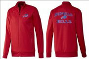 Wholesale Cheap NFL Buffalo Bills Heart Jacket Red