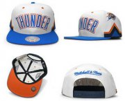 Wholesale Cheap NBA Oklahoma City Thunder Adjustable Snapback Cap SJ38980