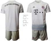 Wholesale Cheap Bayern Munchen Blank Away Kid Soccer Club Jersey
