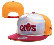 Wholesale Cheap NBA Cleveland Cavaliers Snapback Ajustable Cap Hat YD 03-13_27