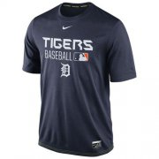 Wholesale Cheap Detroit Tigers Nike Legend Team Issue Performance T-Shirt Navy