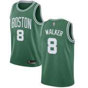 Wholesale Cheap Celtics #8 Kemba Walker Green Basketball Swingman Icon Edition Jersey