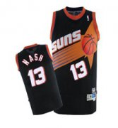 Wholesale Cheap Phoenix Suns #13 Steve Nash Black Swingman Throwback Jersey
