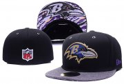 Wholesale Cheap Baltimore Ravens fitted hats 05