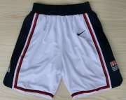 Wholesale Cheap 1992 Team USA Olympics White Short