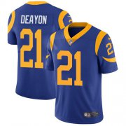 Wholesale Cheap Nike Rams #21 Donte Deayon Royal Blue Alternate Youth Stitched NFL Vapor Untouchable Limited Jersey