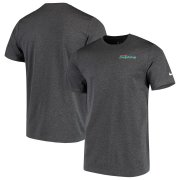 Wholesale Cheap Miami Dolphins Nike On-Field Coaches UV Performance T-Shirt Charcoal