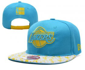 Wholesale Cheap Los Angeles Lakers Snapbacks YD016