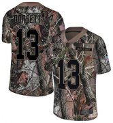 Wholesale Cheap Nike Seahawks #13 Phillip Dorsett Camo Men's Stitched NFL Limited Rush Realtree Jersey