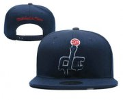 Wholesale Cheap Washington Wizards Snapback Ajustable Cap Hat YD 1