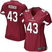 Wholesale Cheap Nike Cardinals #43 Haason Reddick Red Team Color Women's Stitched NFL Elite Jersey