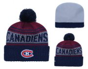 Wholesale Cheap NHL MONTREAL CANADIENS Beanies